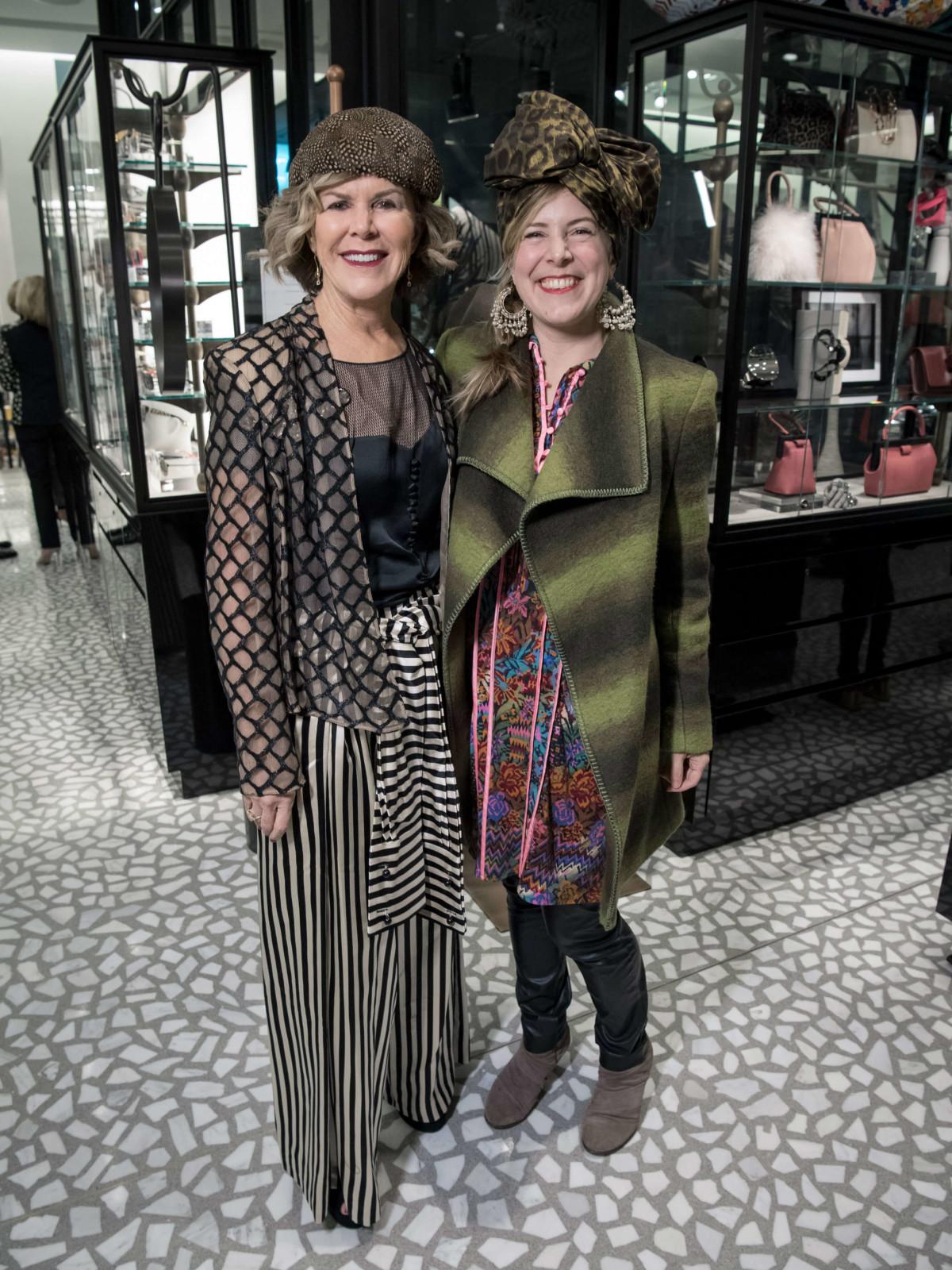 Joan Doering, Cassie MacGregor