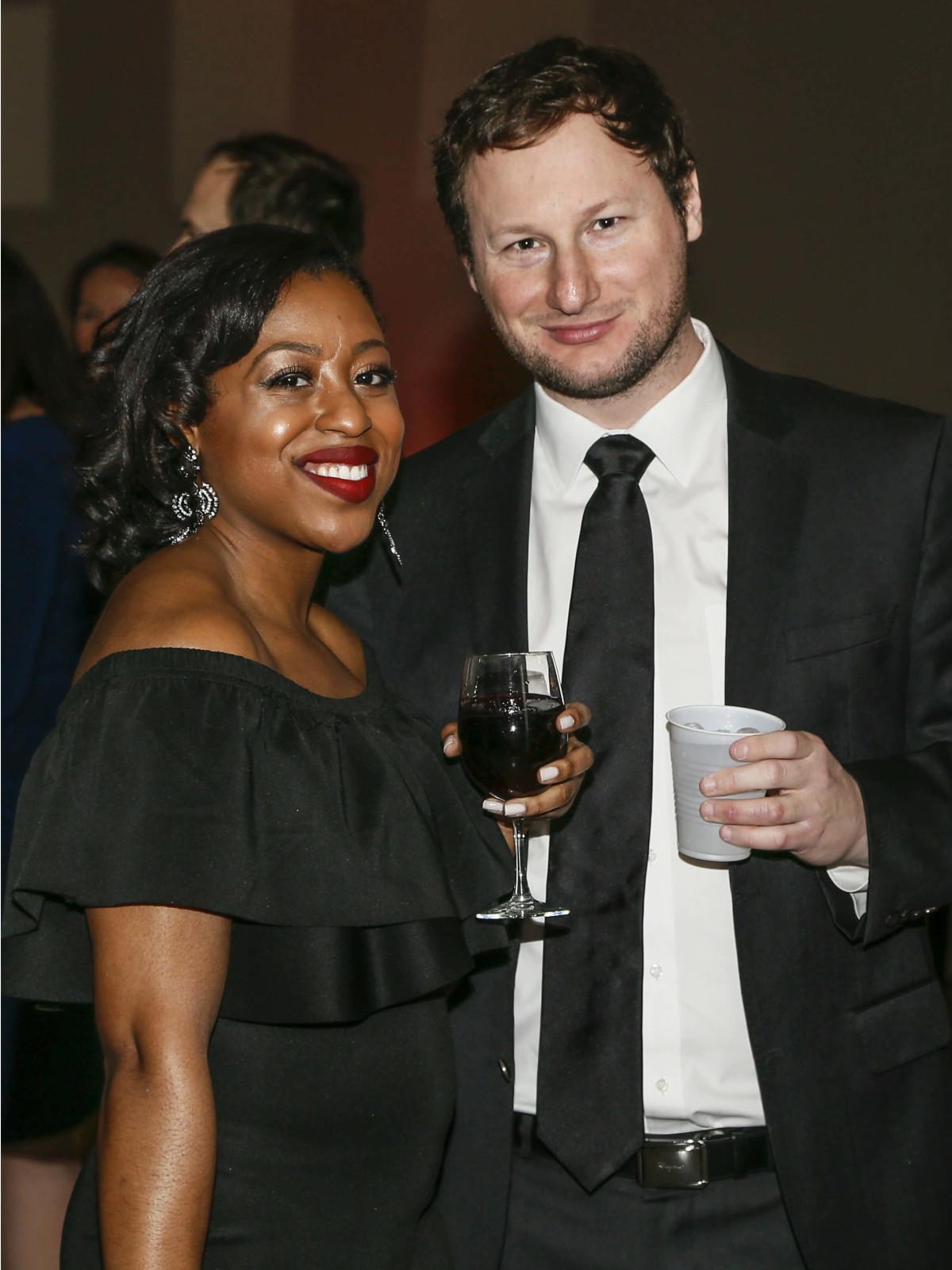 Andrew Johnson, Bianca Sterling