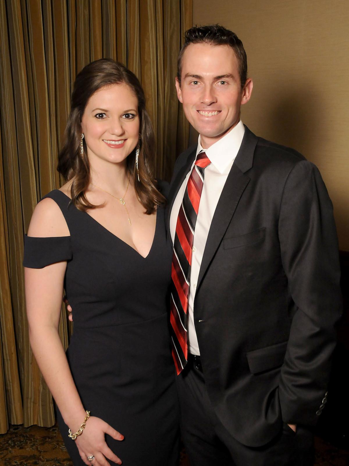 Young Life Gala Melissa Roberts, Matt Roberts