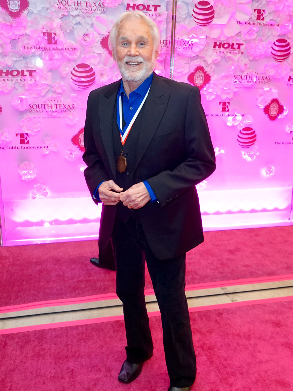 Texas Medal of Arts Awards Kenny Rogers
