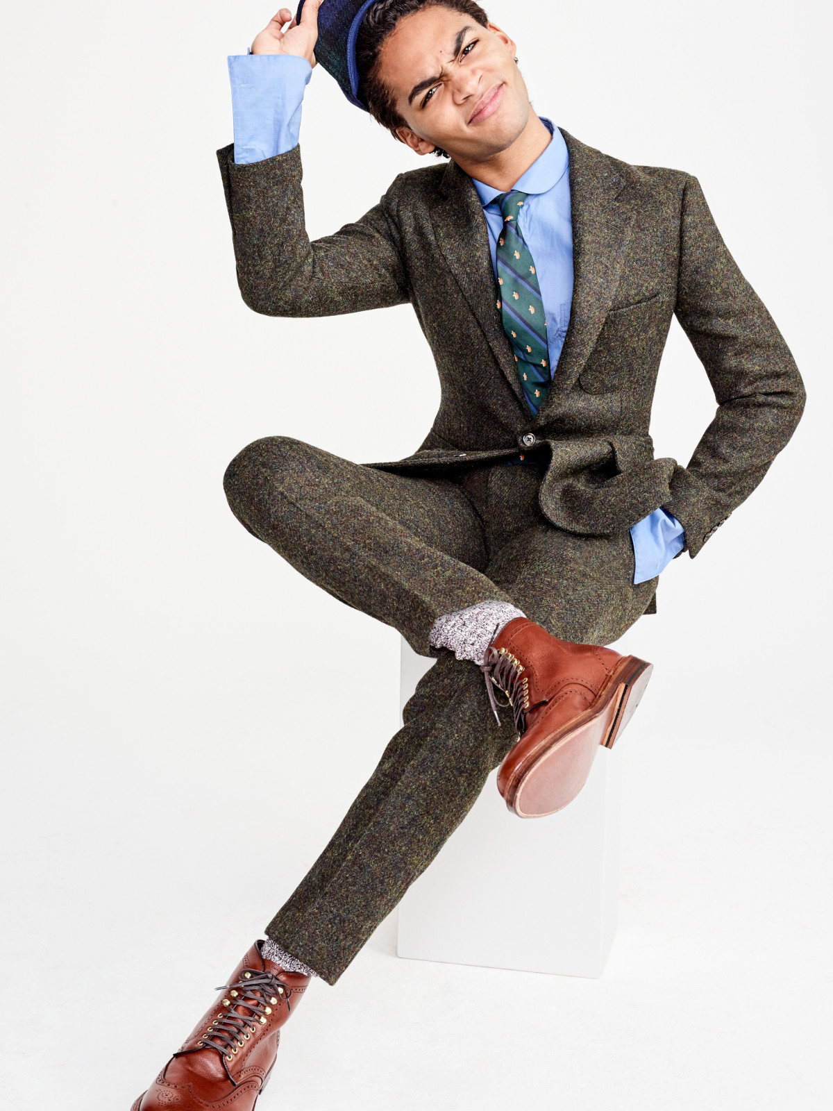 J Crew fall collection mens look 18 John