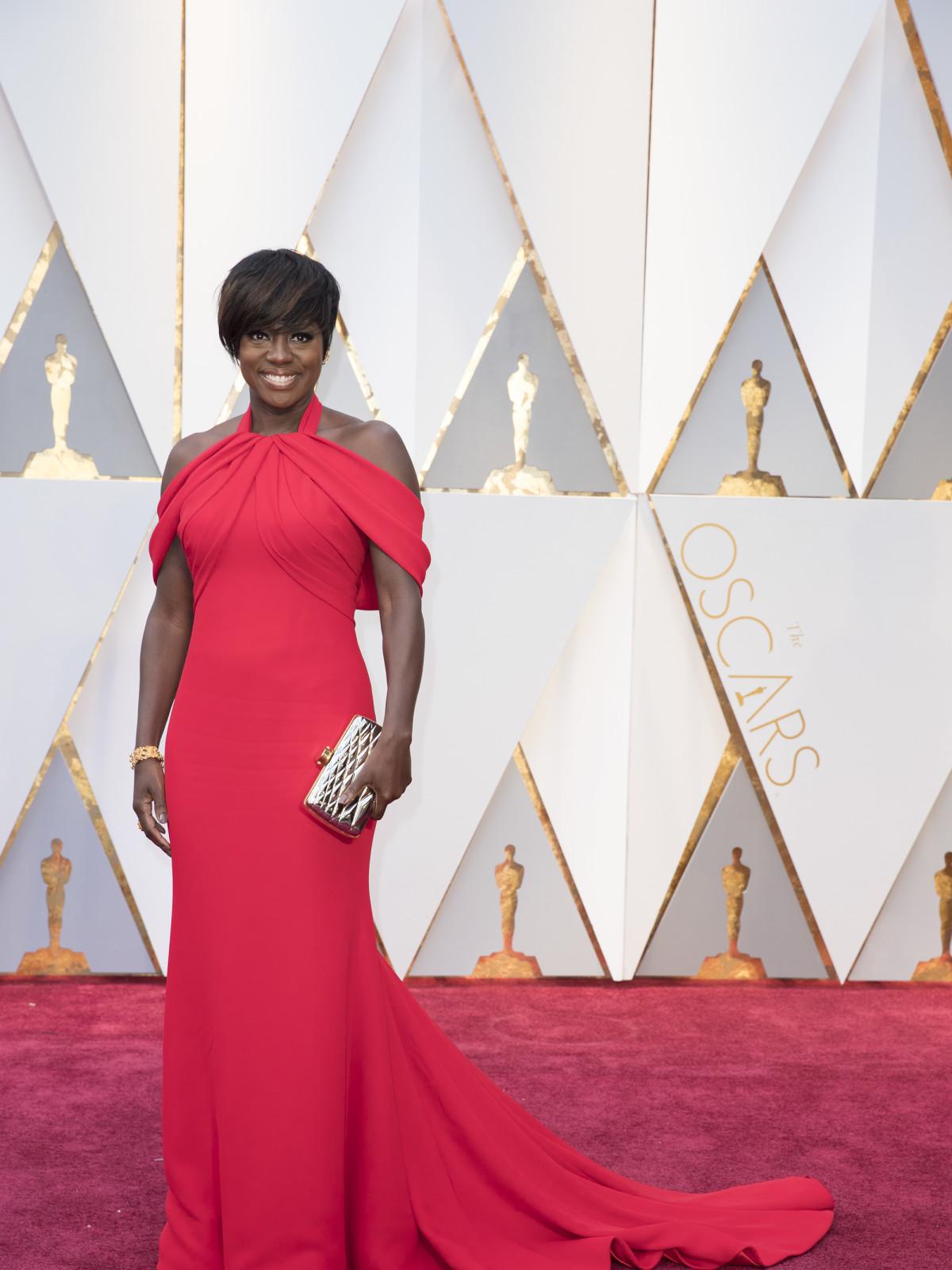 Viola Davis Oscar 2017