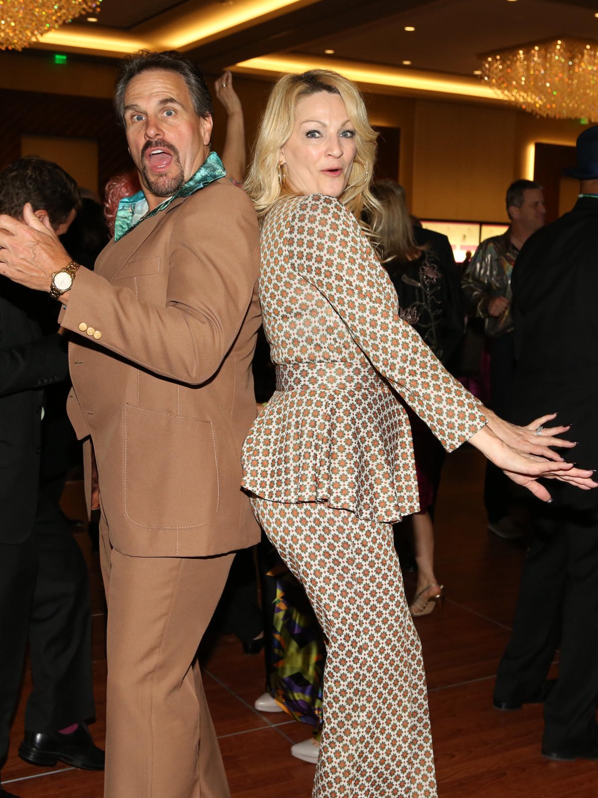 Duke and C.C. Ensell at Houston Area Women's Center Gala