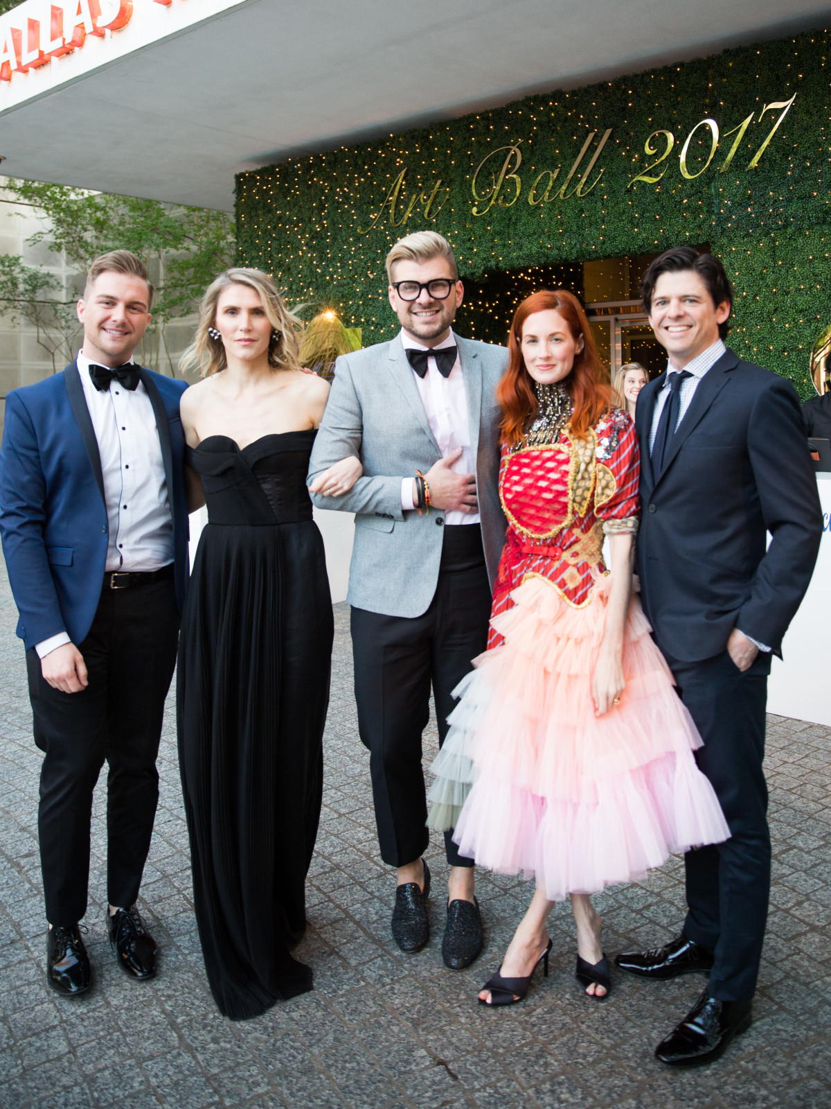TJ Griffin, Gabriela Hearst, Reed Robertson, Taylor Tomasi Hill, Chase Hill