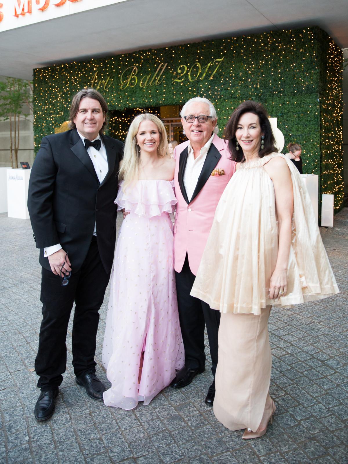 John Kirtland, Jenny Kirtland, Michael Young, Sharon Young