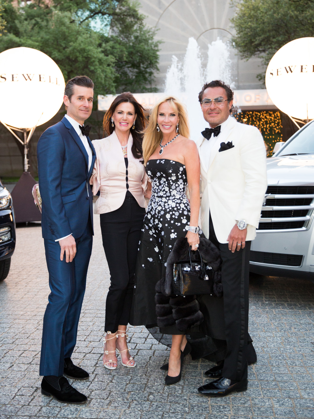 Douglas Carney, Dallas Snadon, Nancy Rogers, Michael Flores