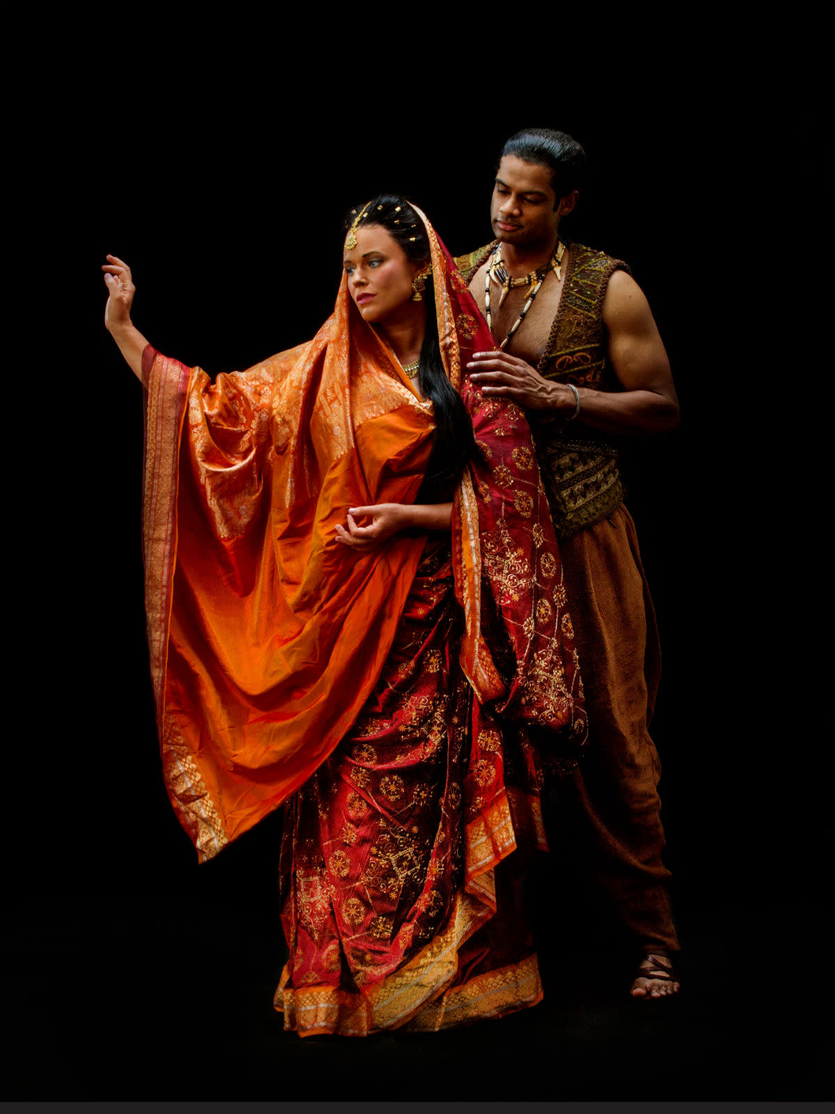 Fort Worth Opera Festival presents The Pearl Fishers