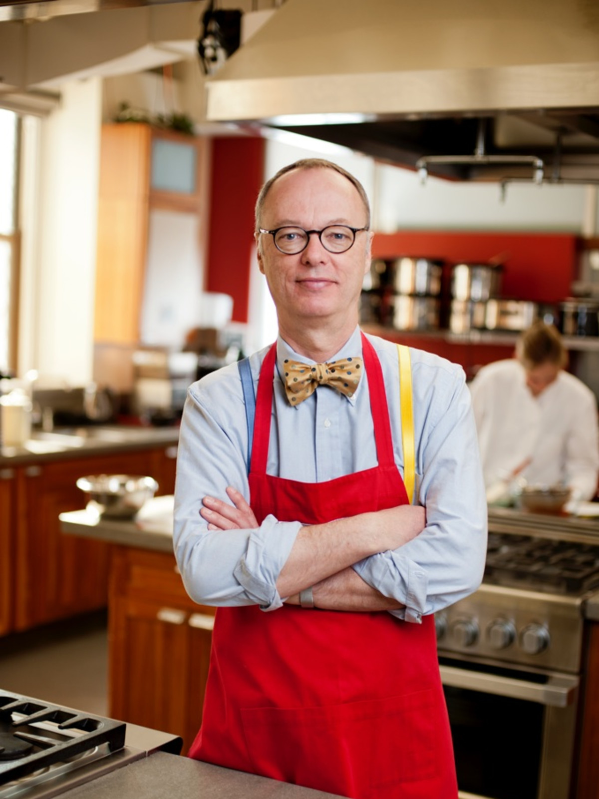 Christopher Kimball America's Test Kitchen