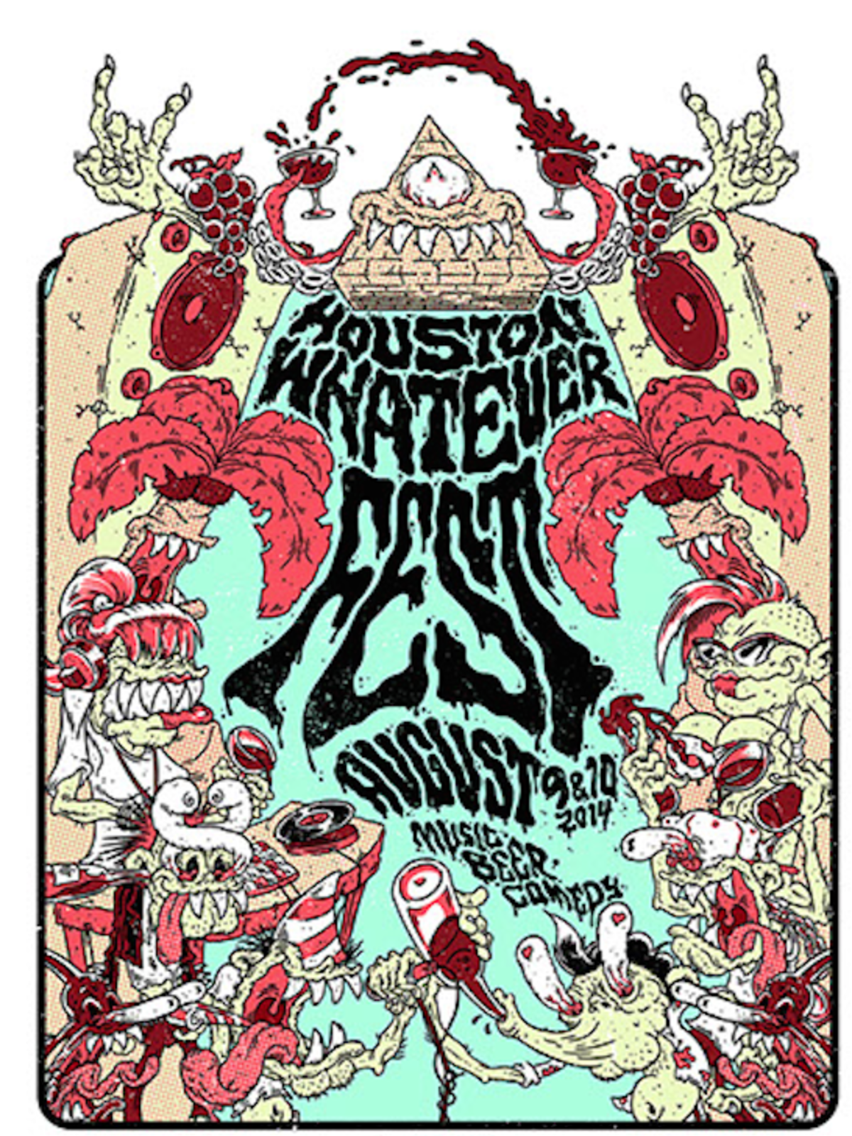Houston Whatever Fest