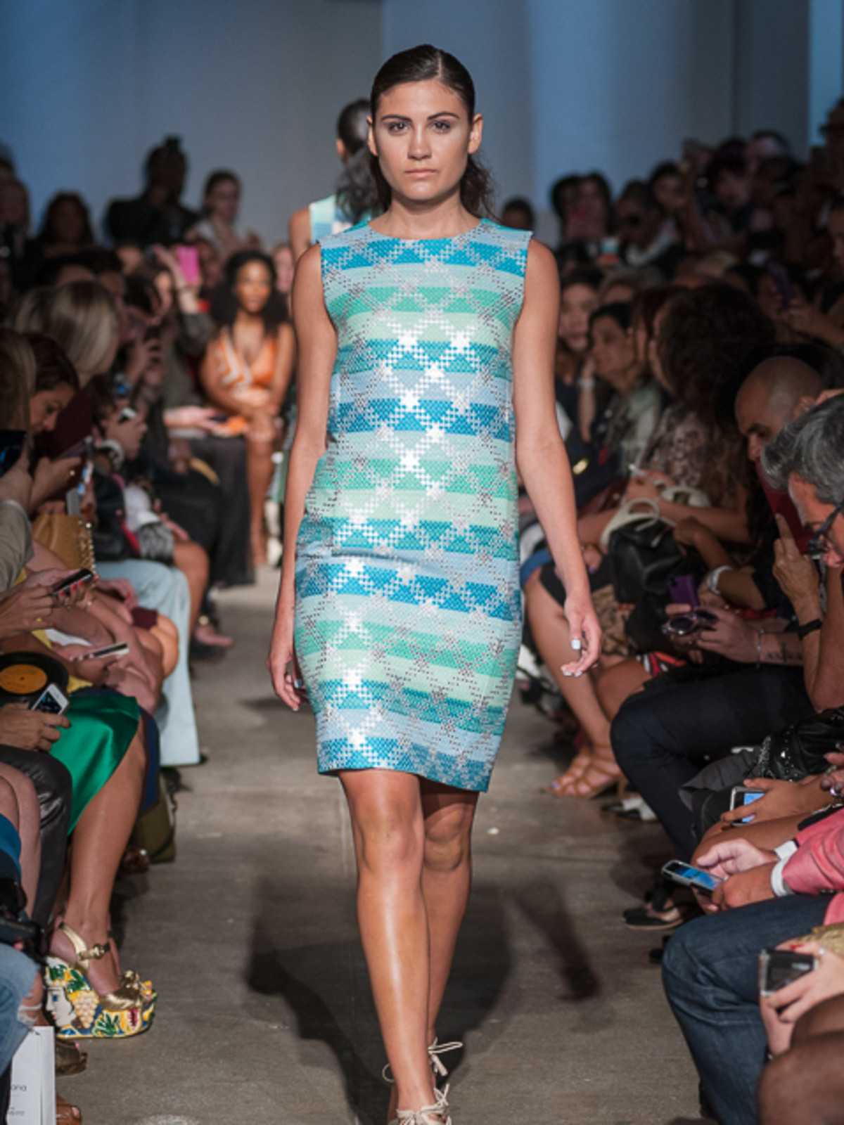 Rolando Santana dress