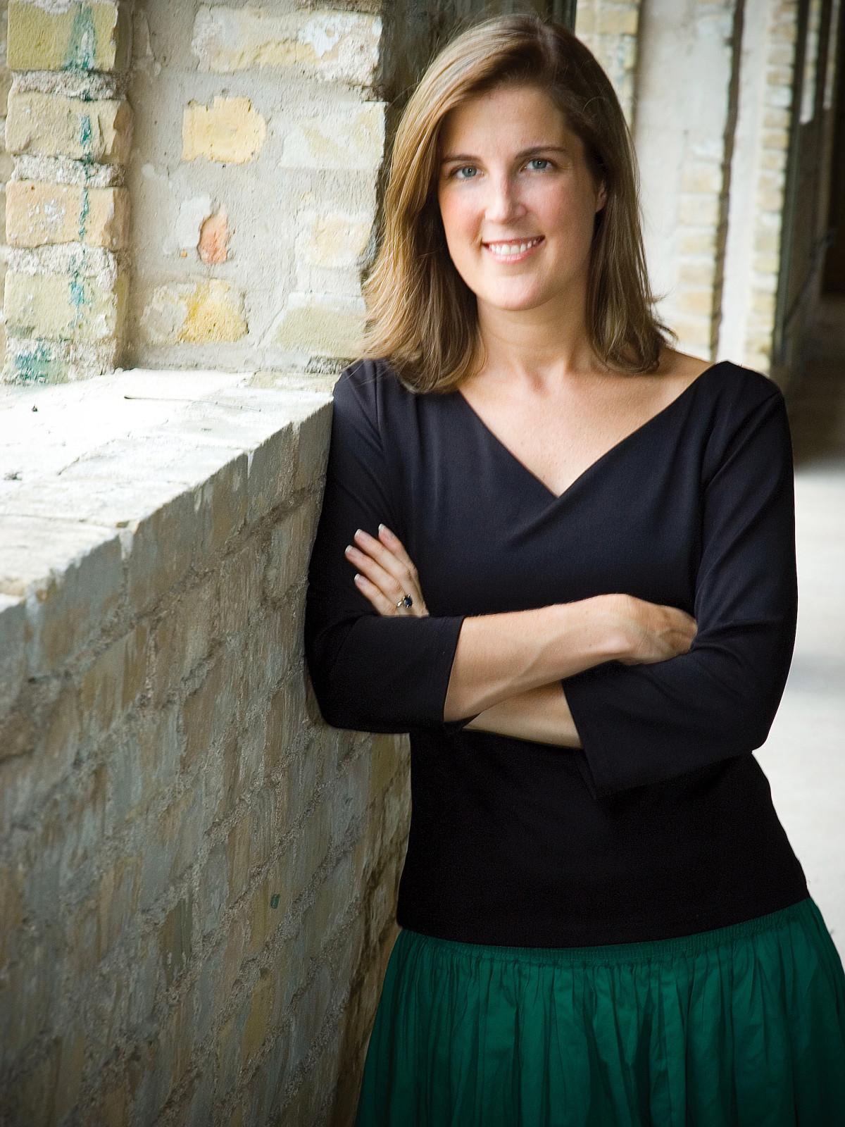 Austin_photo_Set: Literature_Sam_Amanda Eyre Ward_promo photo