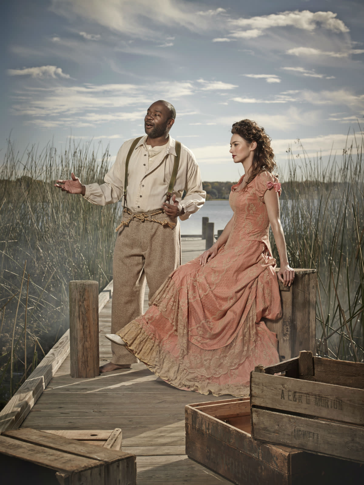 Dallas Opera presents Show Boat