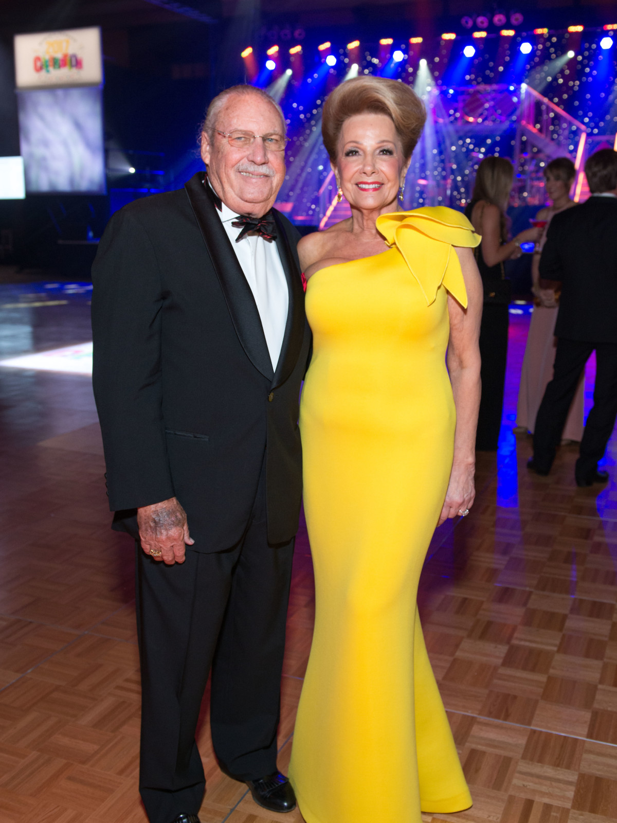 Arthur and Philamena Baird Memorial Hermann Gala