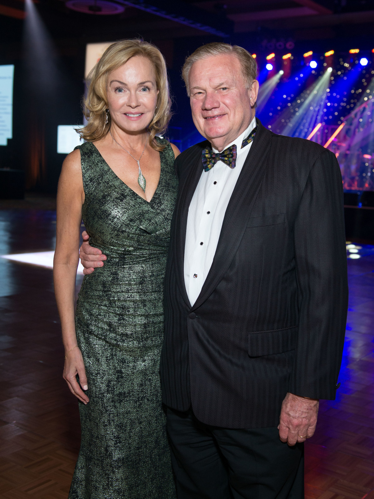 Alice and Keith Mosing at Memorial Hermann Gala