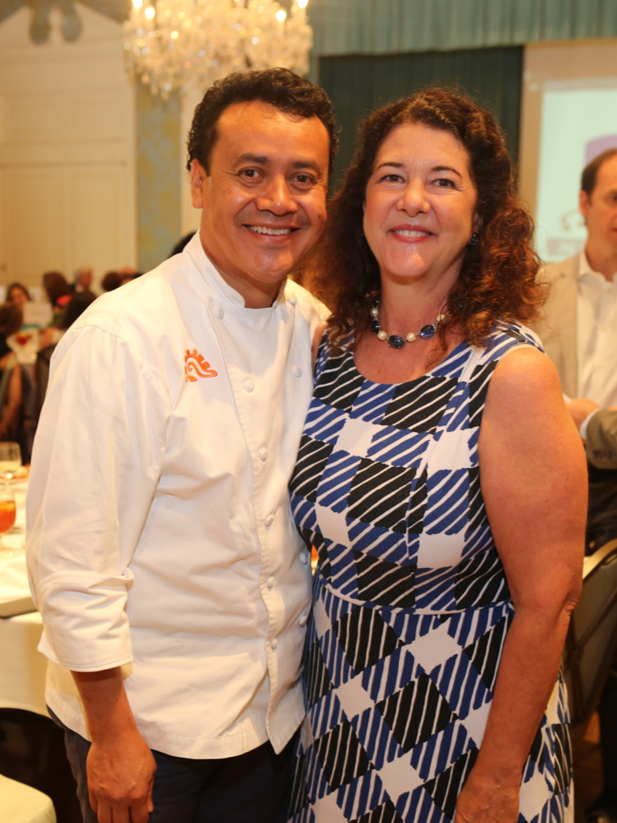San Francisco Nativity Academy Luncheon, 6/16, Hugo Ortega, Tracy Vaught