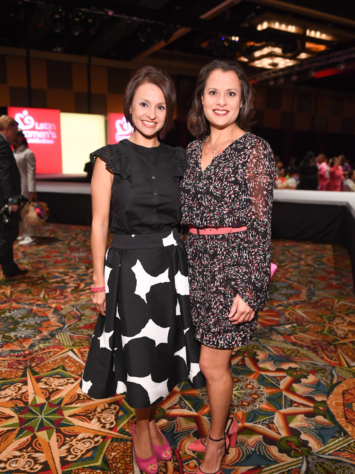 Latin Women's Initiative Luncheon, Emily Mir, Marcie Mir
