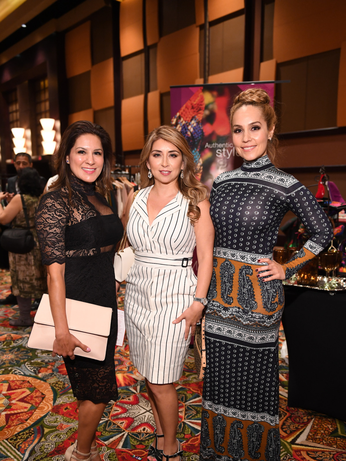 Latin Women's Initiative Luncheon, Yadira Stapp, Emily Ali, Alejandra Berman