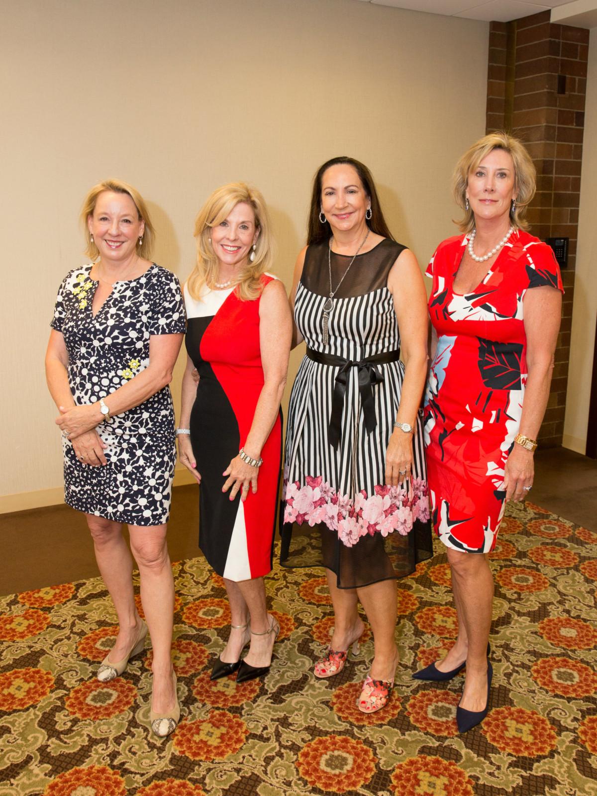 Sally Dietz, Maureen Redish, Cindy Turner, Karen Carney