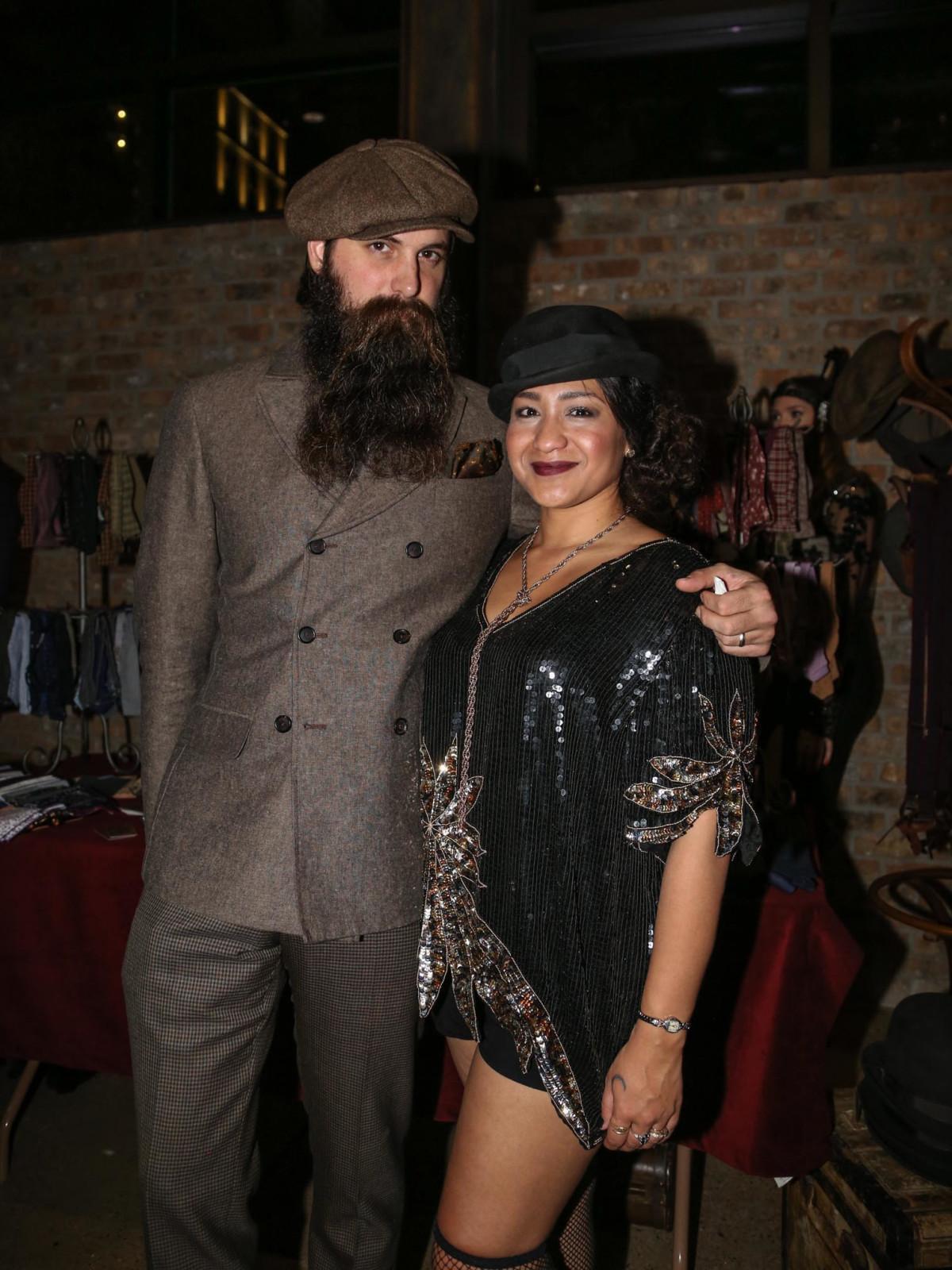CultureMap Old Forester Bourbon Ball 2016 Chris Bykowski Wendy Bykowski
