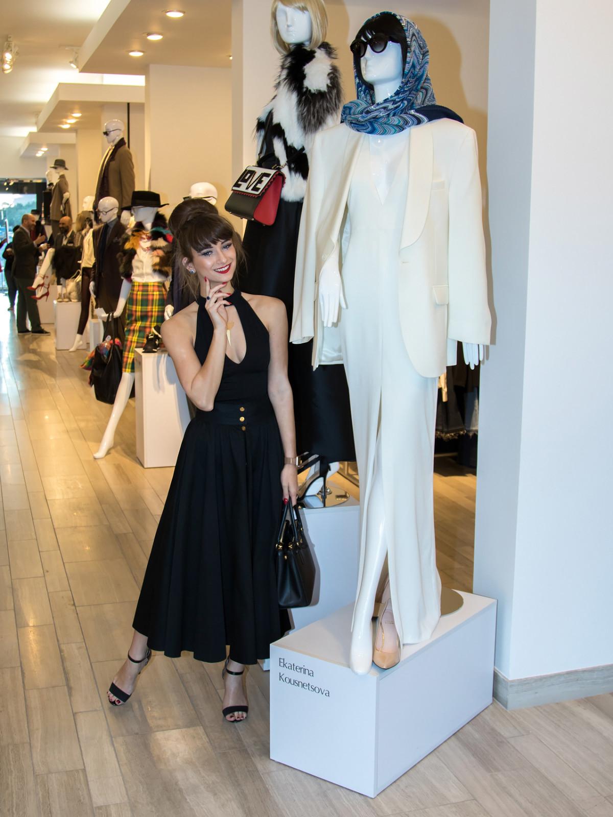Ekaterina Kouznetsova, Dallas Stylemaker 2016 Reveal Party