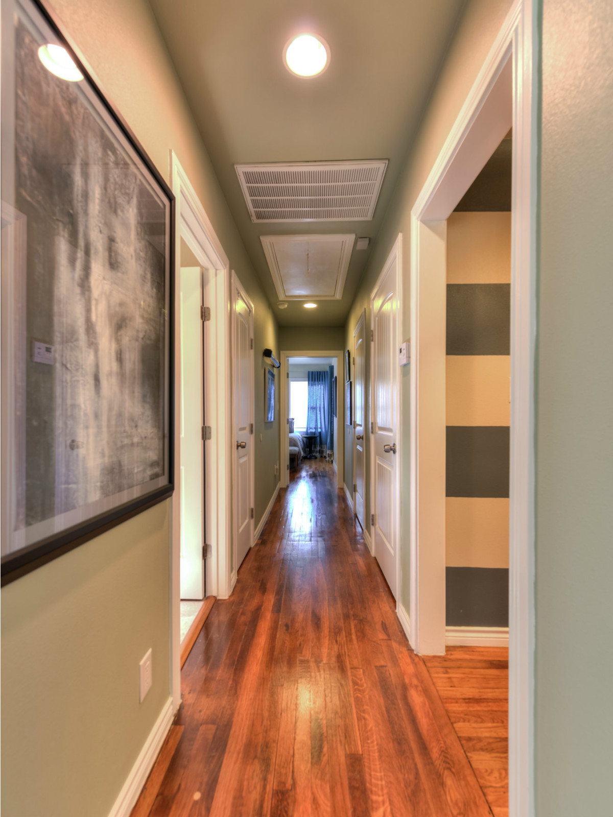 266 Claywell San Antonio house for sale hallway