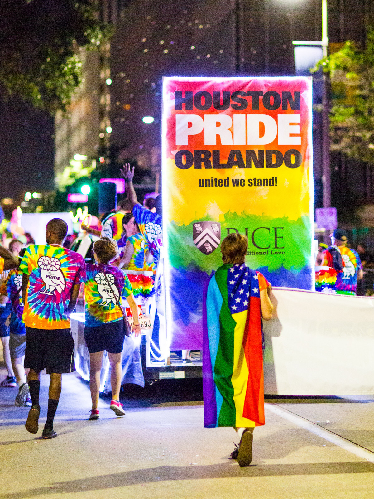 Houston Pride Parade 2016