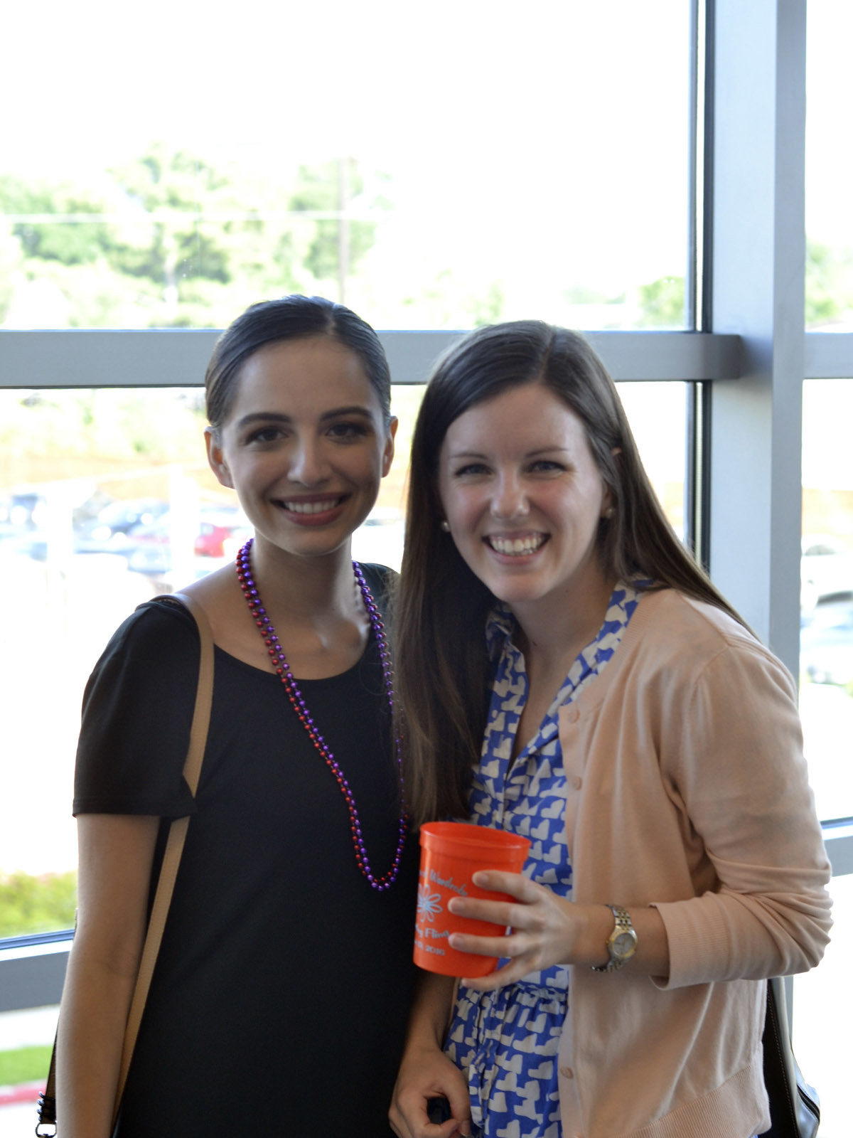 Dress for Success open house, 6/16 Alyssa Austin, Caroline Incavo