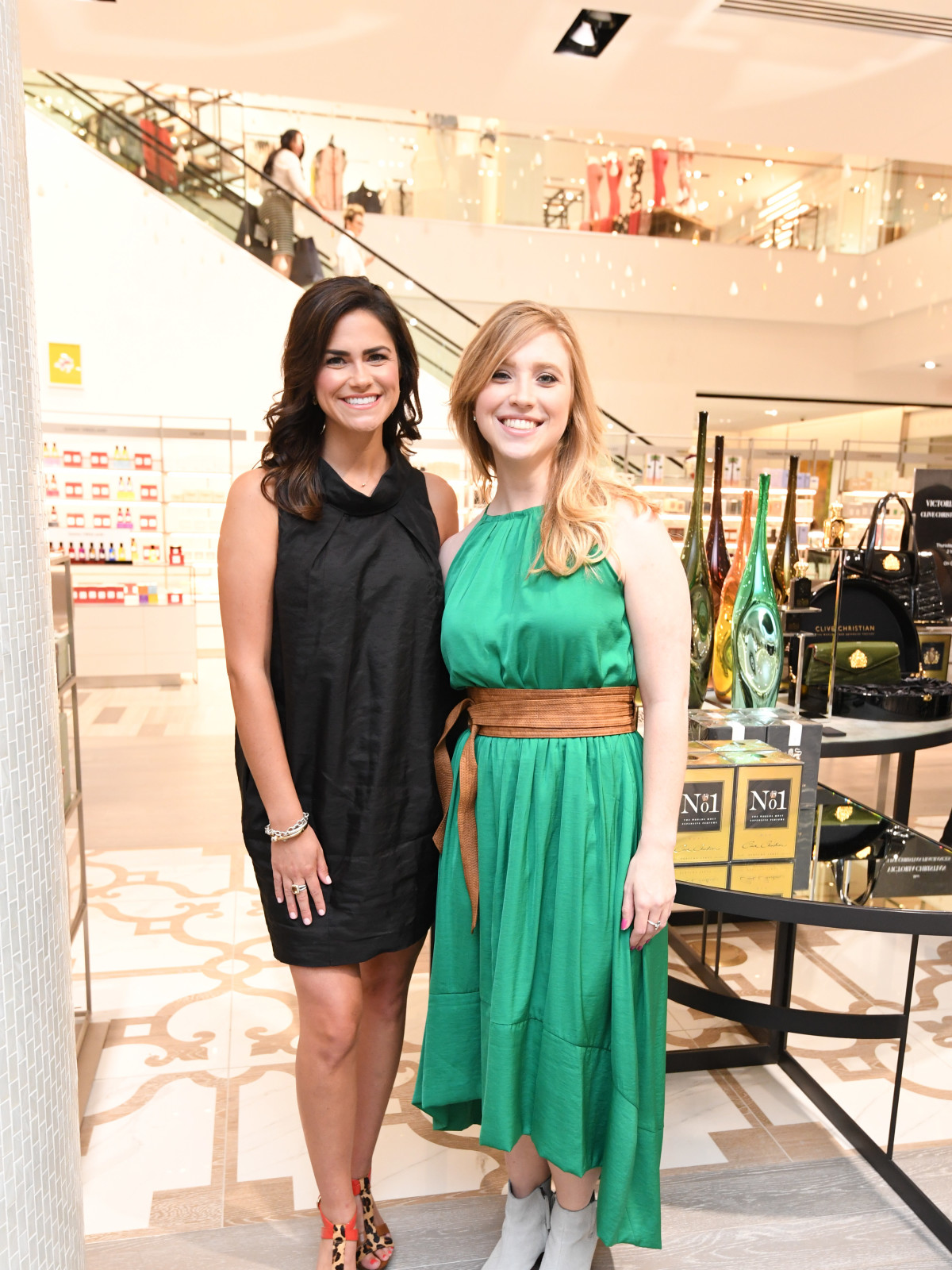 Heart of Fashion, Clive Christian Event, 6/16 Allison George, Kalyn Oden