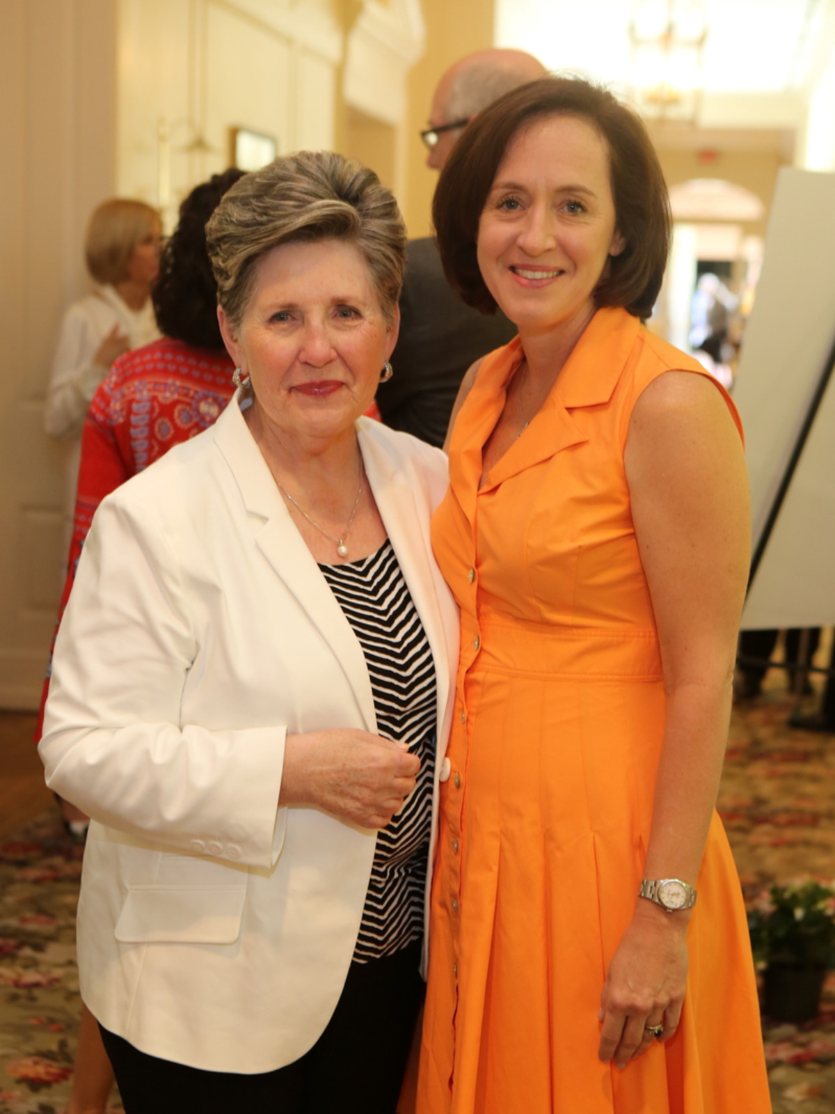 San Francisco Nativity Academy Luncheon, 6/16,  Stacy Medrano, Claudette Medrano
