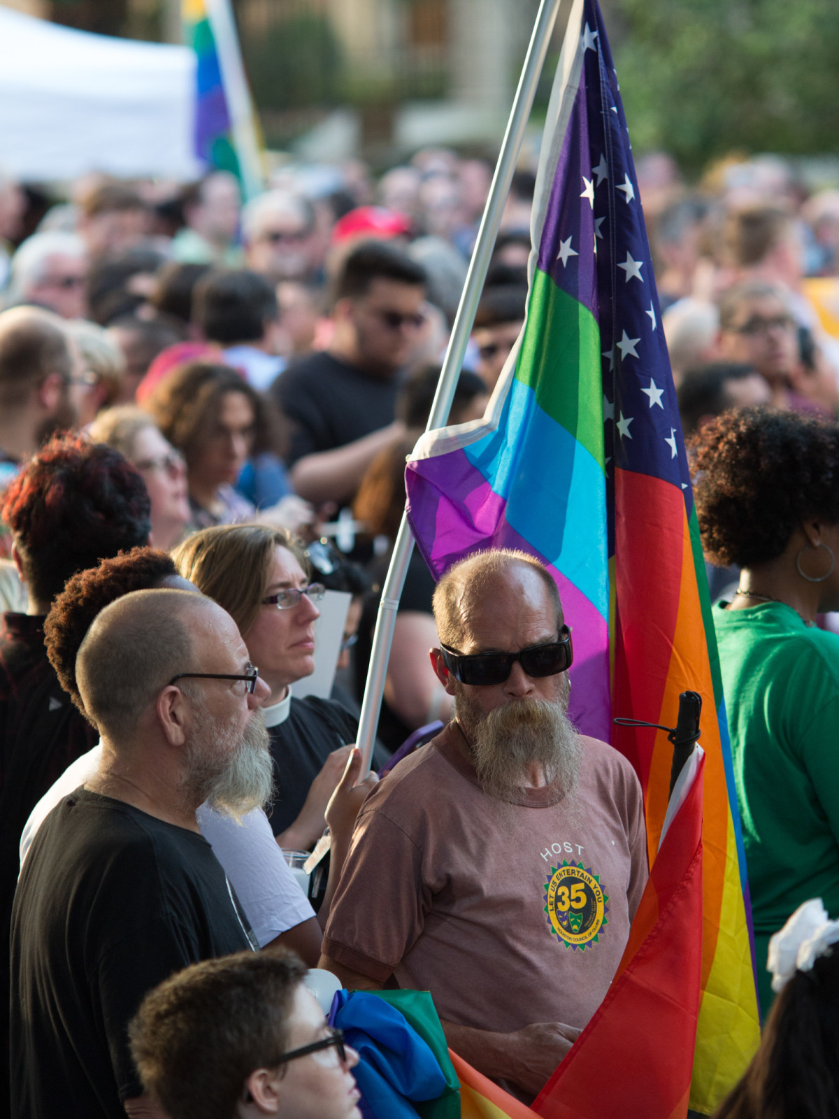 Vigil to honor Orlando victims at Houston City Hall