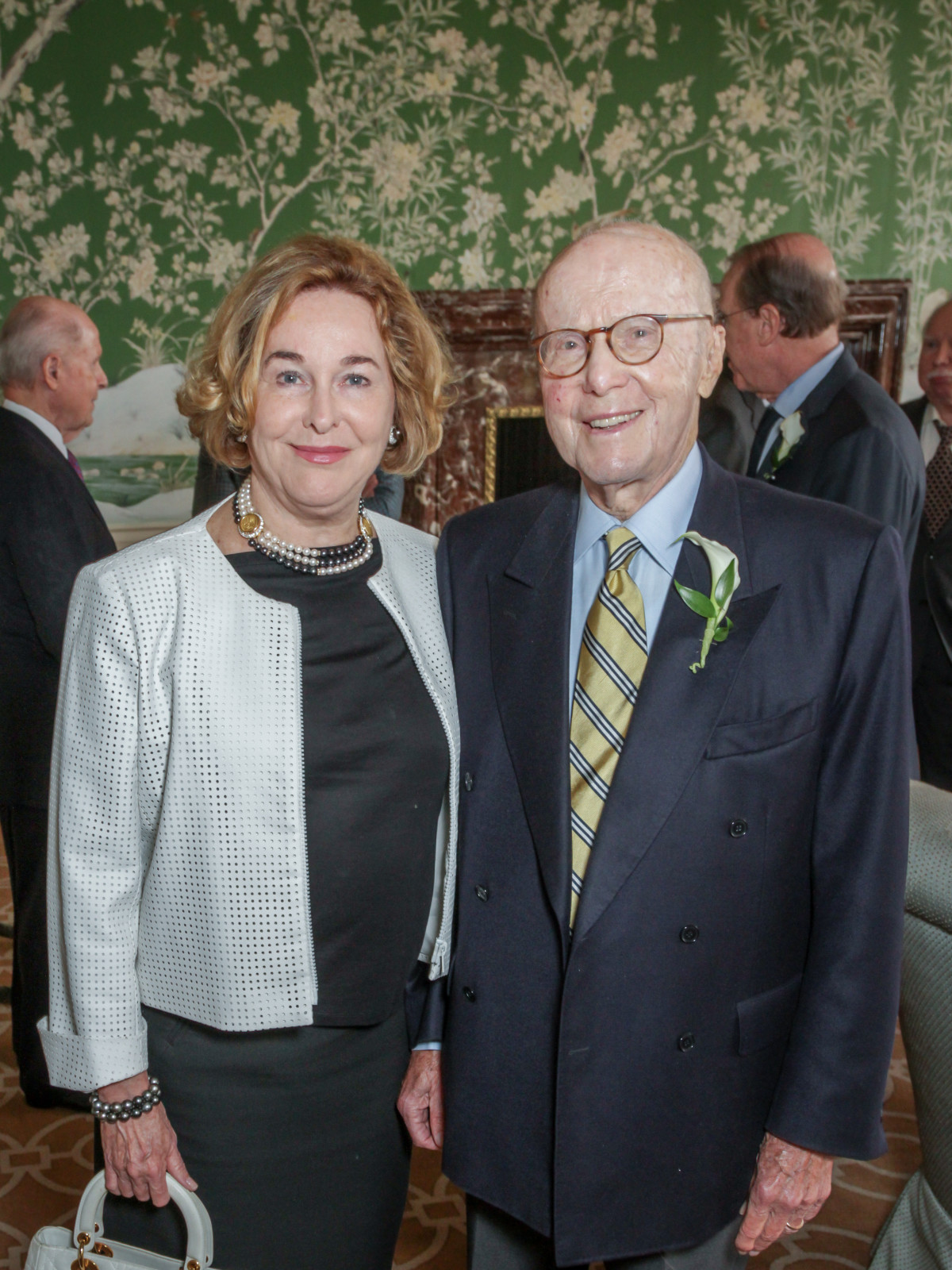 Men of Distinction, Barbara Hines, Gerald Hines