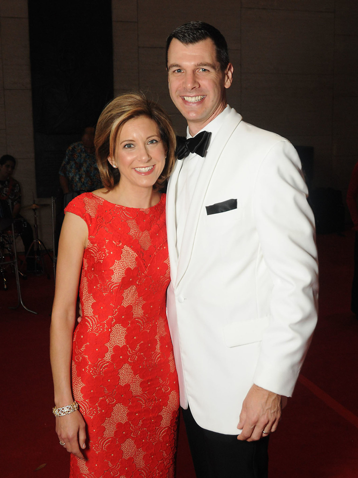 Symphony Ball 5/16, Christina Hanson, Mark Hanson