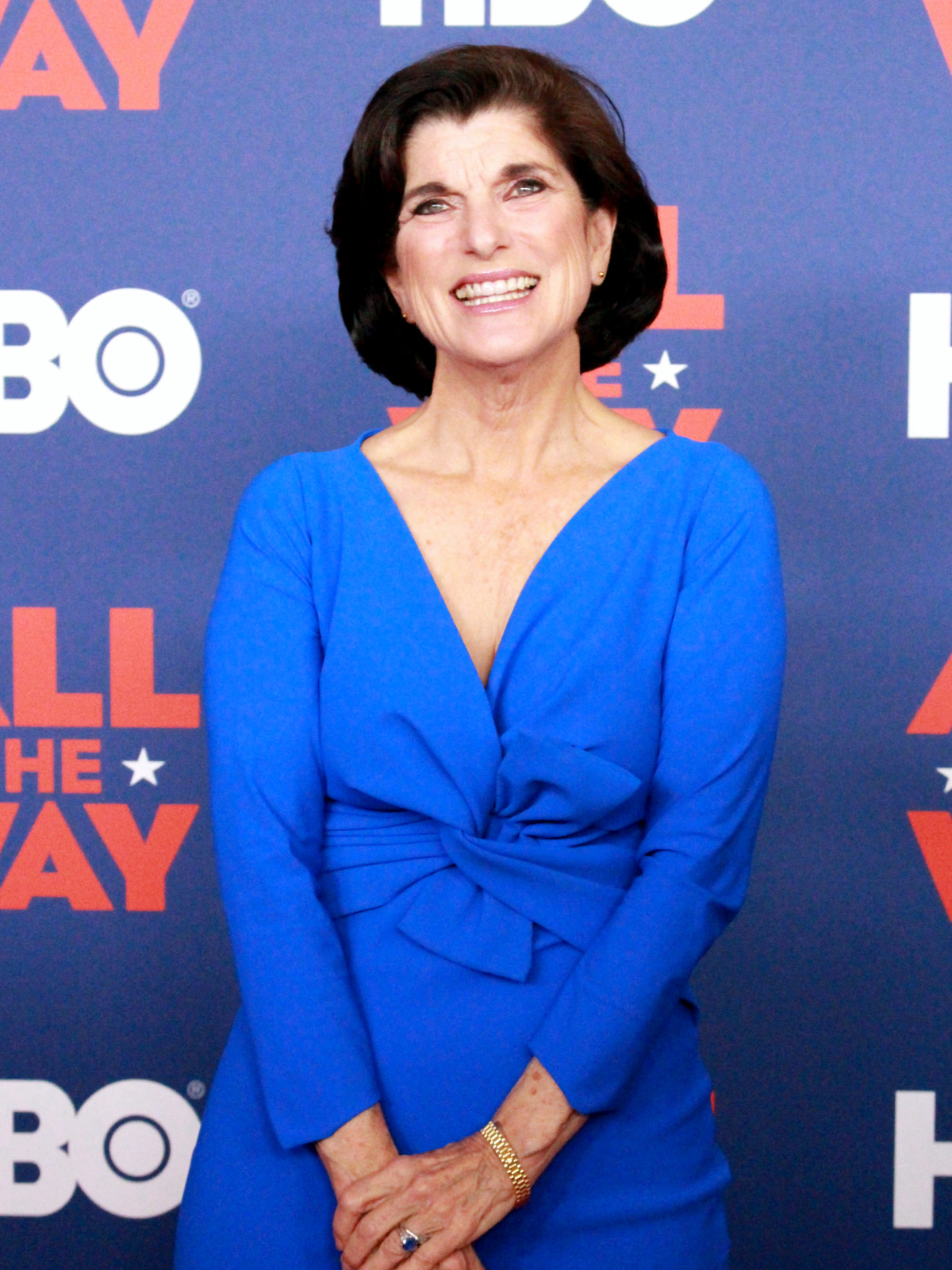Austin premiere HBO film All the Way LBJ red carpet Luci Baines Johnson