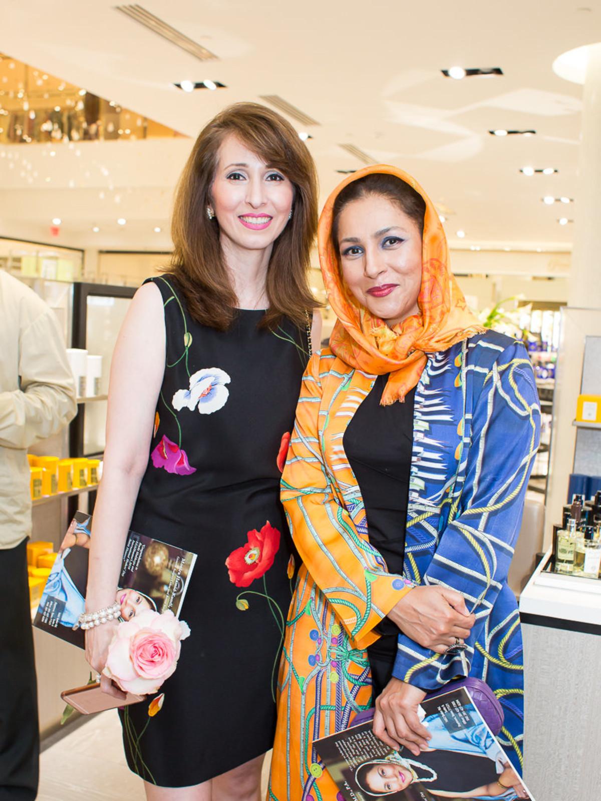International Mother's Day, 5/16 Fatimeh Mehdi, Dr. Monira H. Kundi