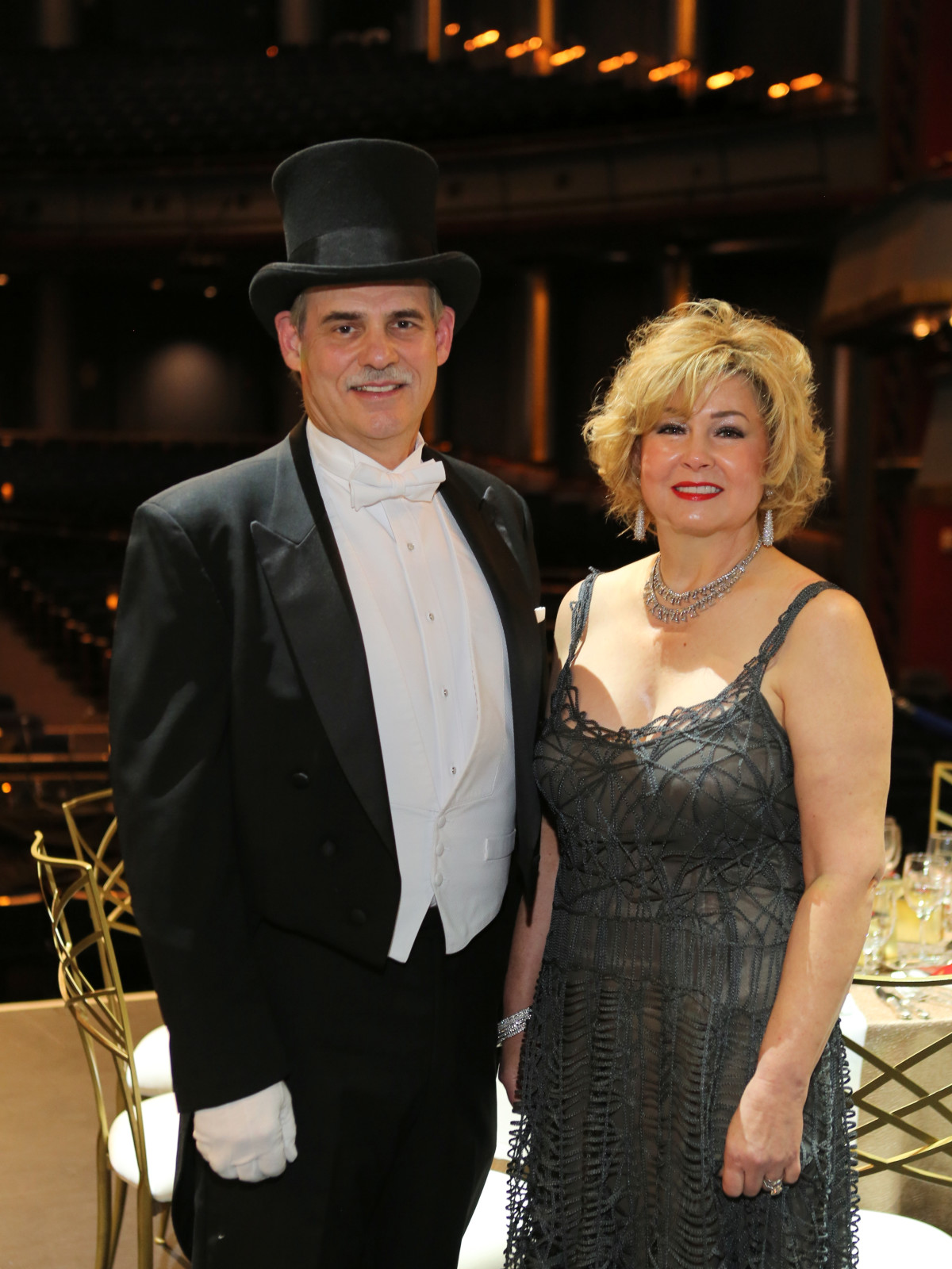 TUTS Gala 4/2016, Randy Stilley, Sandy Stilley