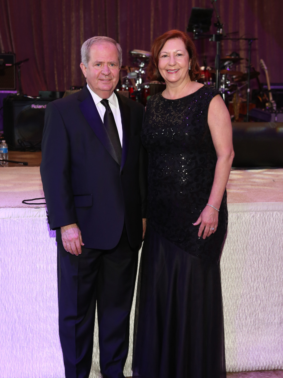 SPA gala, April 2016, Edward Mallett, Theresa Mallett