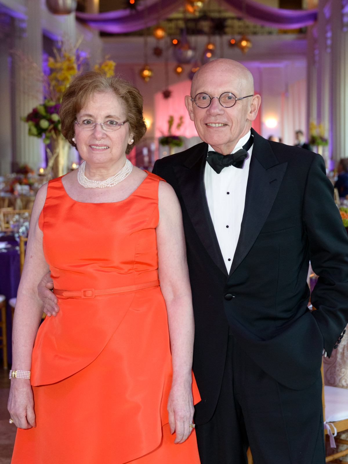 SPA, Gala April 2016,  Beverly Postl, Jim Postl