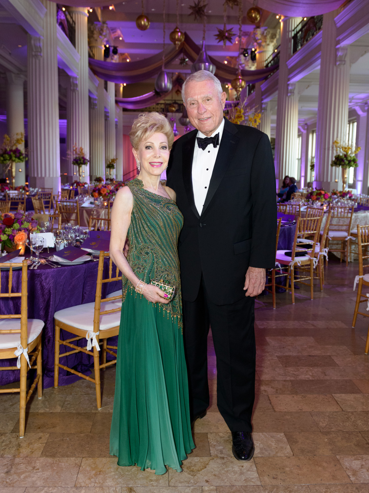 SPA, Gala April 2016, Margaret Alkek Williams, Jim Daniel