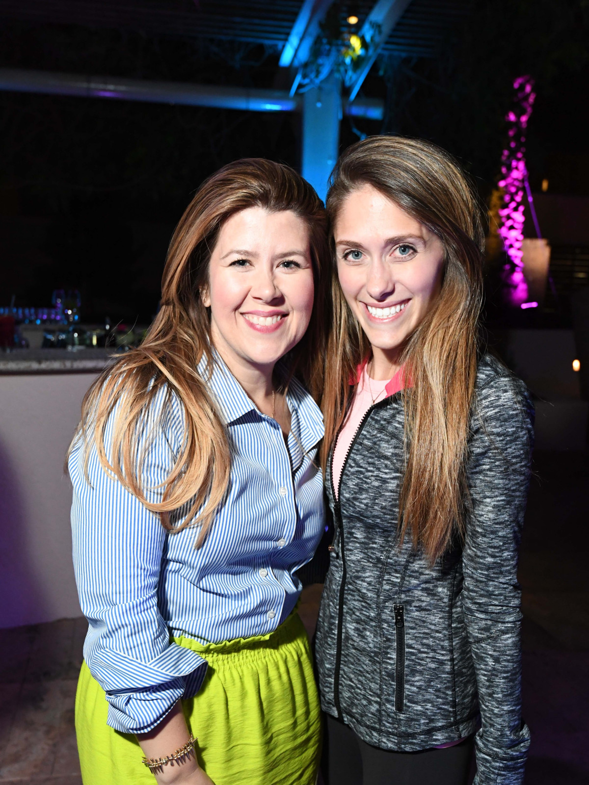 Four Seasons Spa opening, 4/16, Holly Crawford, Hilary Rosenstein
