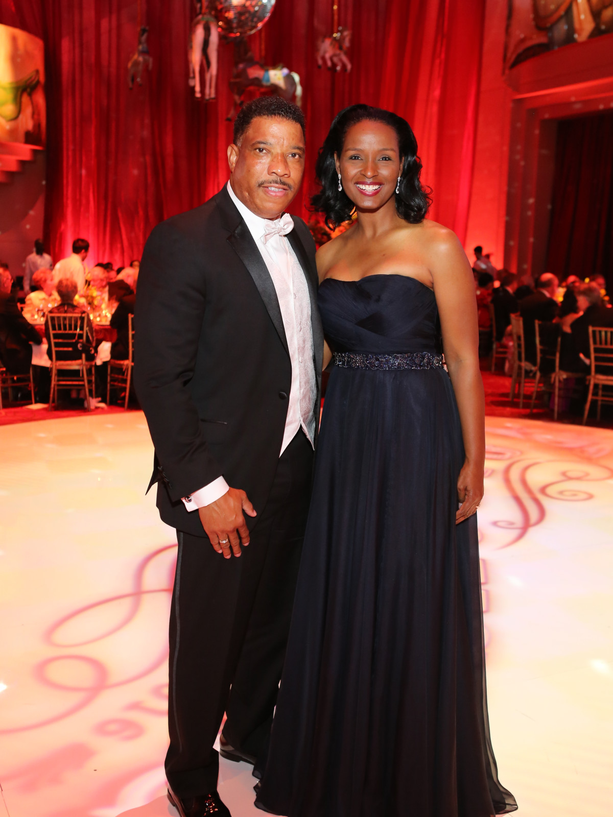 Houston Grand Opera Ball, 4/16  Doug Herron, Winell Herron