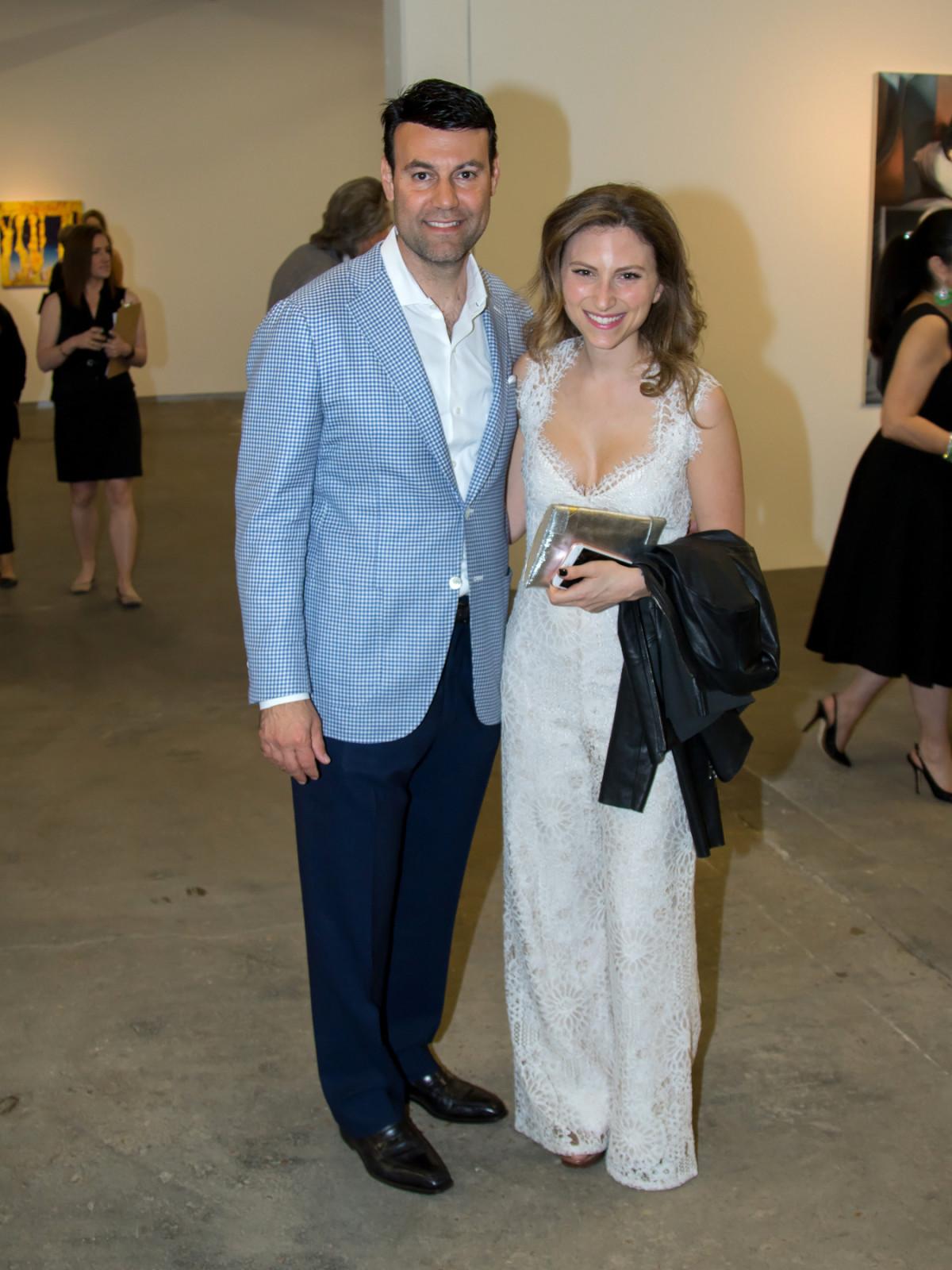 Mark Giambrone, Sara Calodney