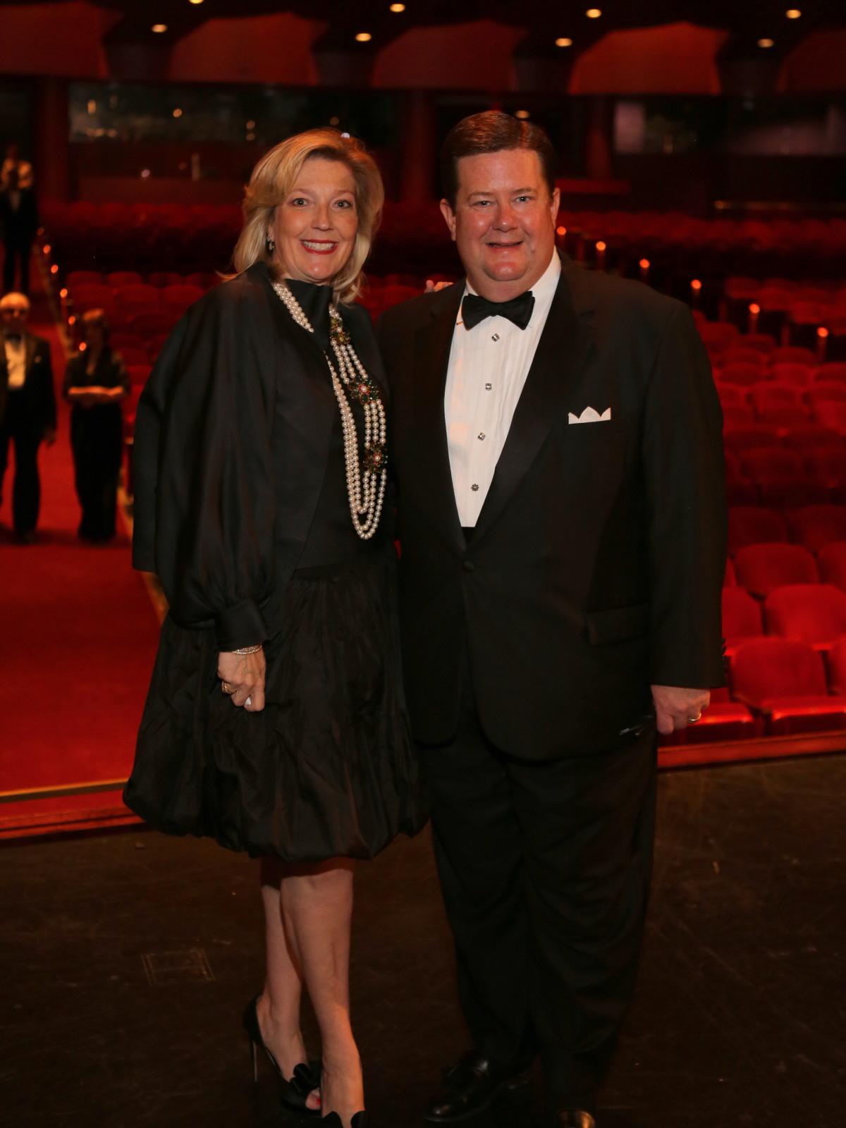 Mercury Gala, April 2016, Kathryn Smith, Jeff Smith