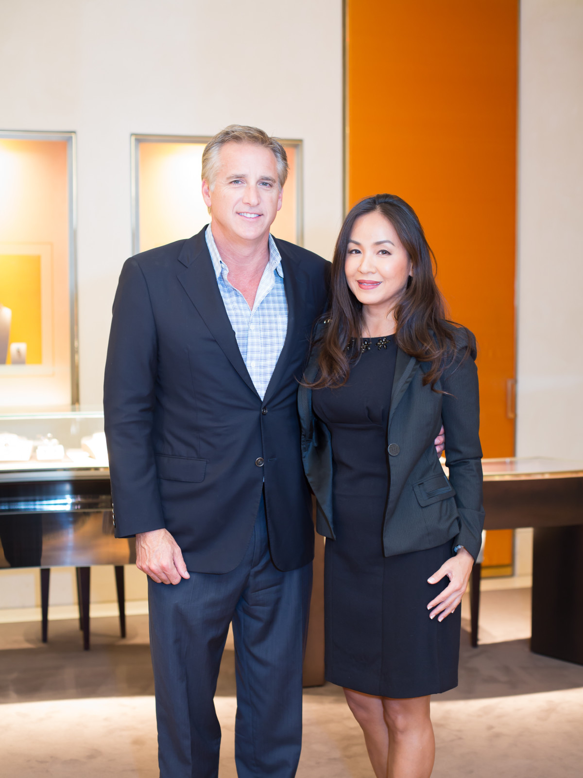 International Mothers' Day at Bulgari, March 2016, Rob Todd, Dinah Lin