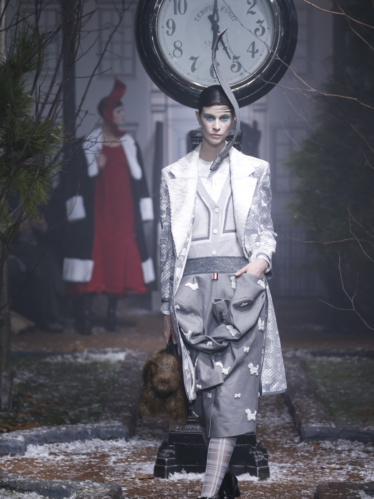 Thom Browne fall 2016 collection