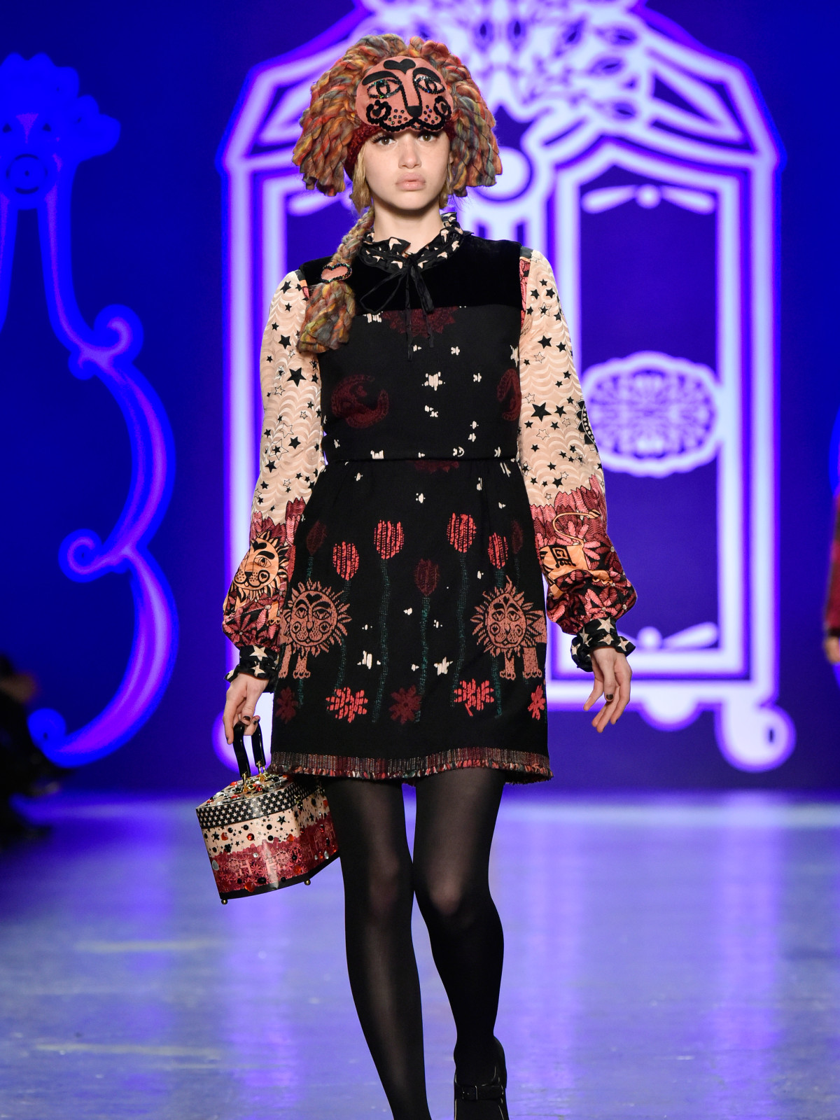 Anna Sui fall 2016 look 31