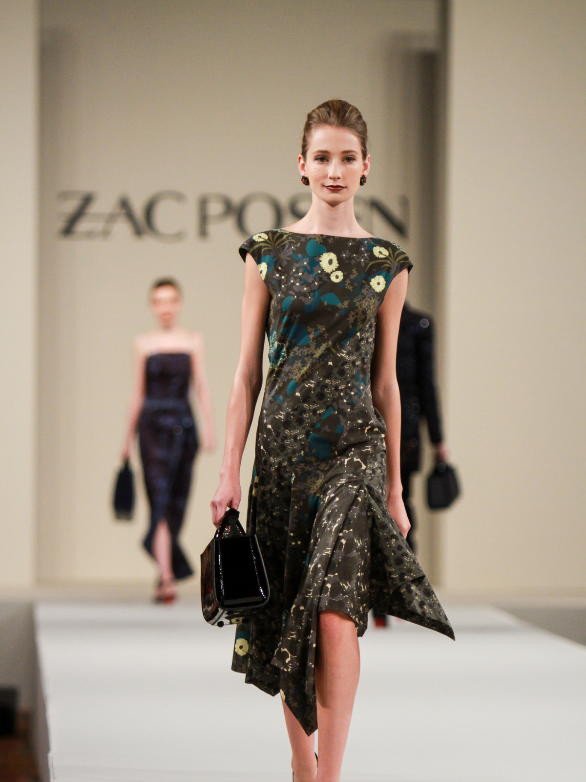 Zac heads posen to houston
