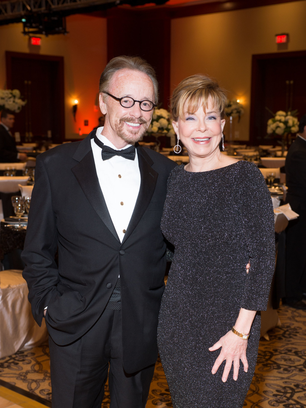 Covenant House Gala, March 2016,Bob George, JoAnn Petersen