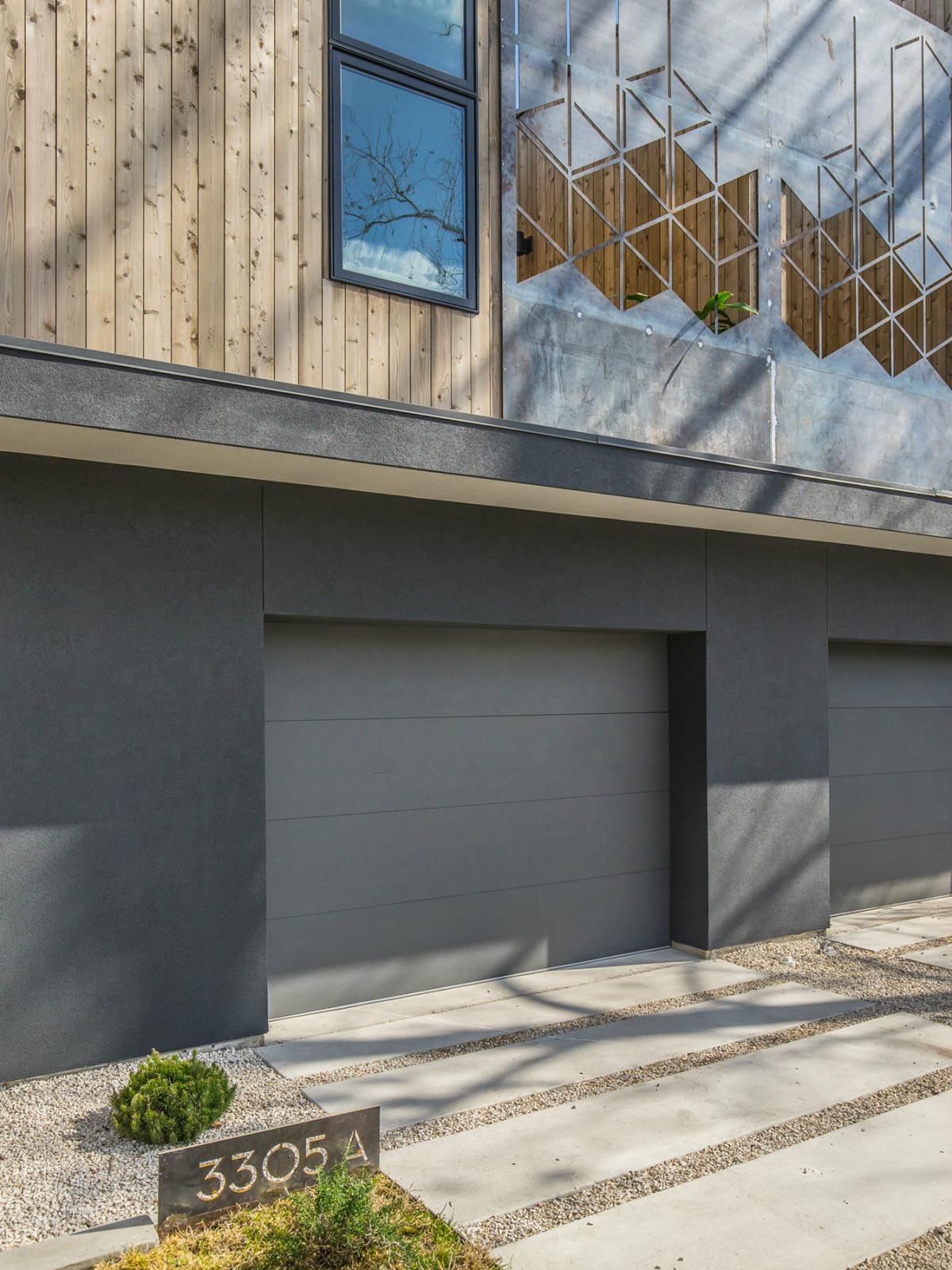 Austin house home dulplex 3305 Garden Villa Lane 78704 March 2016 front unit a