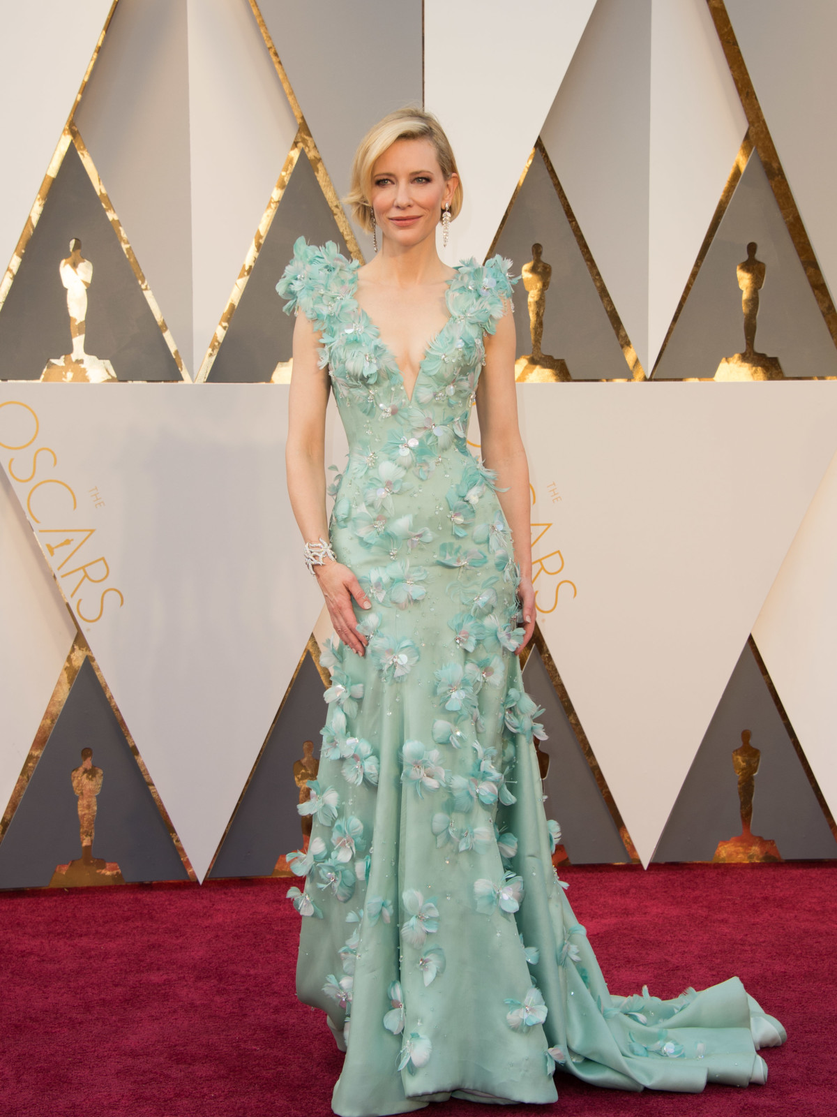 Cate Blanchett at Oscars