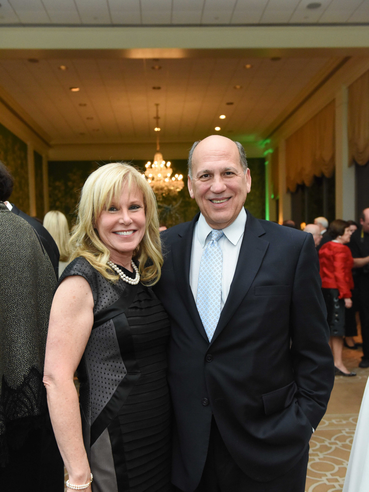 Cornerstone Dinner, Feb. 2016, Darla Ripley, Pete Northway